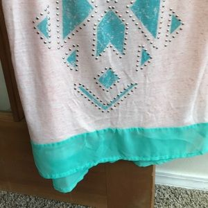 Tops - Fun shirt with cute accents.
